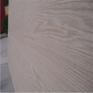 Furniture Grade Red Oak Veneer Plywood pictures & photos