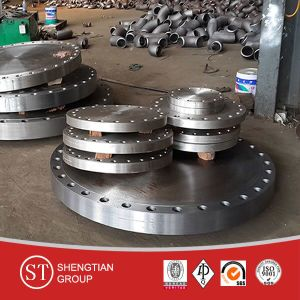 En1092-1 / ANSI / Asme / GOST Carbon Steel Flange, A105 Forged Pipe Flange pictures & photos