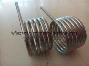 Heat Exchange W Type Welding Heater Element Finned Tube pictures & photos