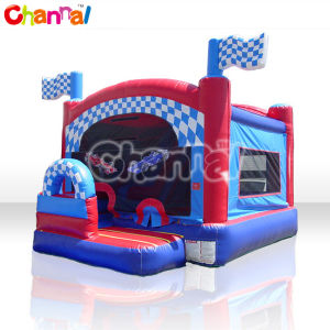 Race Car Inflatable Combo Bouncer Jumping Castle Bb290 pictures & photos
