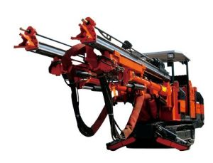 Hydraulic Wheel Rock Drilling Machine (KDF30) pictures & photos