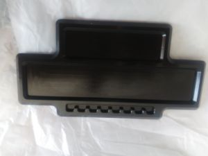 CNC Machining Part with Black Anodizing