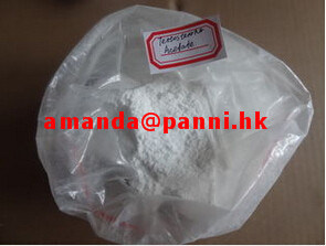 Testosterone Acetate Male Muscle Gain Raw Powder Testosterone Acetate Natural Oral Steroids for Man pictures & photos