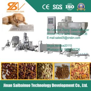 Fully Automatic Animal Food Extruder Machine pictures & photos