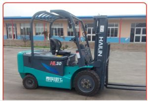 Cpd-30 Electric Forklift pictures & photos