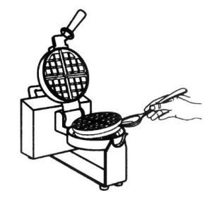 Baking Machine Commercial Catering Equipment Waffle Maker pictures & photos