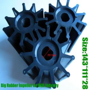 Rubber Impeller for Milk Industry