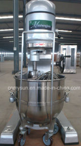3 Speeds Ce ISO 20 Liter Planetary Mixer pictures & photos