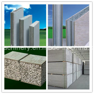 Best Seller Light Cement Wall Panel Making Machine pictures & photos