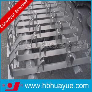 Rubber Casting Conveyor Roller Bracket, Steel Bracket for Conveyors pictures & photos
