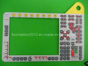 PCB Assembly Silicone Rubber Keypad Membrane Switch Panel pictures & photos