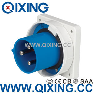 IEC/Cee IP44 Power Industrial Plug 63A 230V 3p with Male Plug pictures & photos
