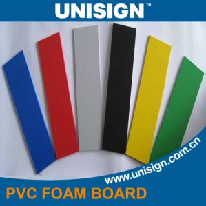 Colored PVC Board pictures & photos