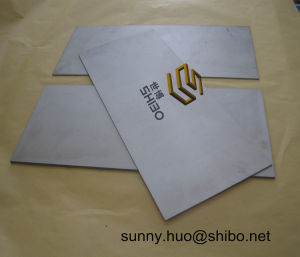Hot Sale Top Quality Best Price Tungsten Sheet, Tungsten Plate, Tungsten Foil for Sale pictures & photos