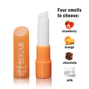 Orange Flavor Sugar Lip Balm - Best for Dry, Chapped & Cracked Lips - Moisturizing Lip Balm pictures & photos