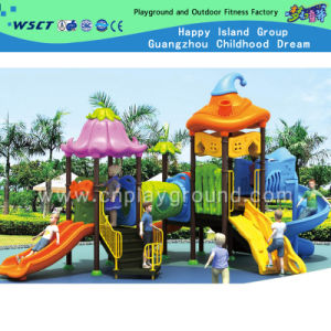 High Quality Outdoor Playground Equipment for Children (HC-5401) pictures & photos