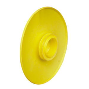 Plastic Railing Flange Cover Wenzhou pictures & photos