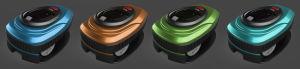 2015 Newest Robot Mower, Brusheless Motor and Lithium-Ion Battery