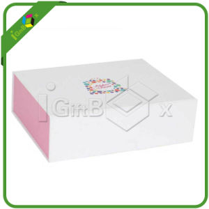 New Fancy Luxury Flat Pack Recycled Folding Paper Gift Box pictures & photos
