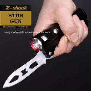 Mini Stun Gun with Campng Knife