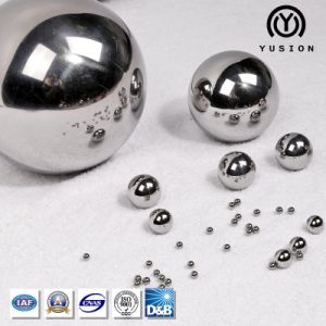 "AISI52100 Steel Ball/Ball Bearing/Suj-2 Steel Ball (3/16""-6"") pictures & photos"