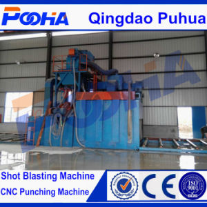 High Quality H Beam Shot Balsting Cleaning Machine pictures & photos