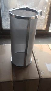 304 316 Stainless Steel Wire Mesh Beer Brewing Filter Cylinder pictures & photos