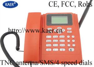 Desktop SIM Card GSM Fixed Wireless Phone (KT1000(130)) pictures & photos
