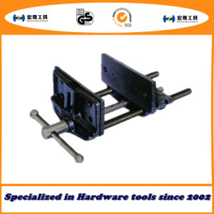 6-1/2′′ Ordinary Type Woodworking Vise for Wood Working pictures & photos