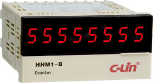 Meter Counter Relay (HHM1-D; HHM1-B) pictures & photos