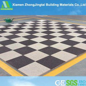 Popular Permeable Ceramic Paving Brick for Garden Walkway pictures & photos