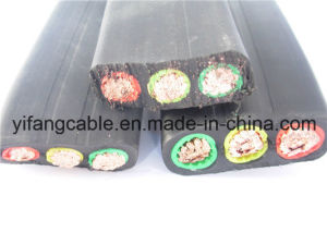 Flat Travel Cable for Elevator Use (Flat Travelling Cable TVVB) pictures & photos