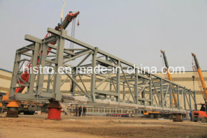Pre-Fabricated Steel Structure