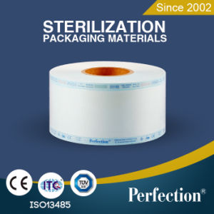Dental and Medical Consumables Sterilization Pouch Reel Flat Roll pictures & photos