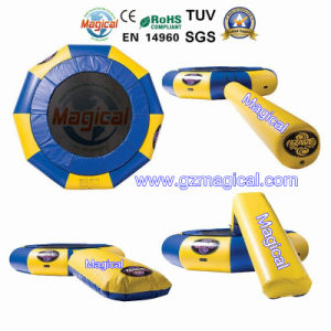 High Quality Inflatable Aqua Trampoline Inflatable Water Trampoline (RA-062) pictures & photos