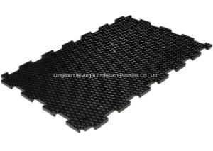 Agricultural Cow Horse Rubber Interlock Stable Mat pictures & photos