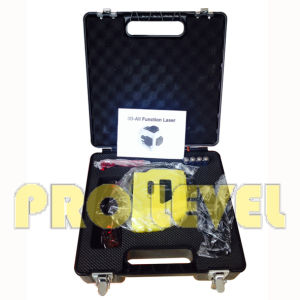 3-Plane 360-Degree Leveling Alignment Laser Level (SW-99T) pictures & photos