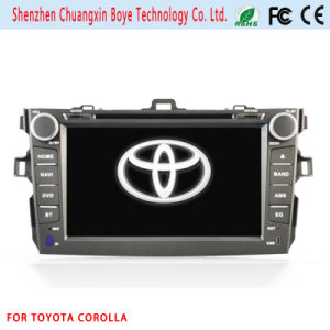 Car GPS Navigator for Toyota Old Corolla pictures & photos