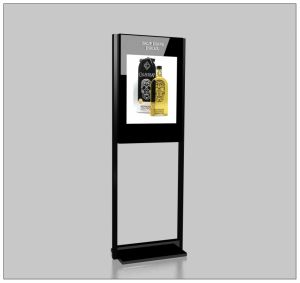Lucite Advertising Display Stand