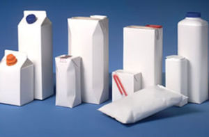 Milk Box Board Laminating Machine, pictures & photos
