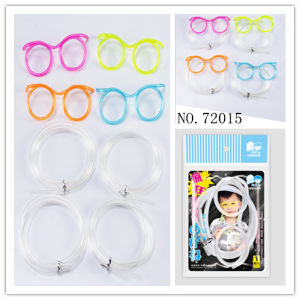 Crystal Glasses Straw (NO. 72015) pictures & photos