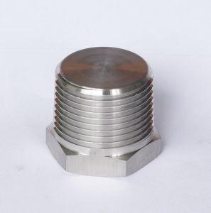 Stainless Steel 1/2 NPT Plug Ss304 316