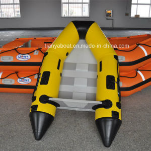 Liya 2m-6.5m Cheap PVC Inflatable Rubber Boat for Sale pictures & photos