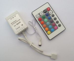 24-Key Infrared Controller with CE (GN-CTL001-24K) pictures & photos