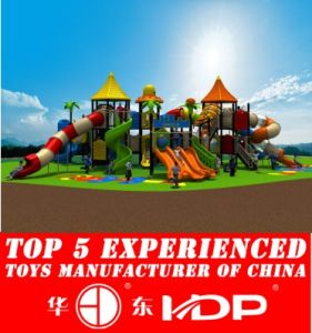 Huadong Outdoor Playground Amusement Equipment (HD14-073A) pictures & photos