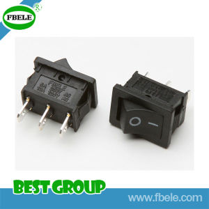 Table Lamp Rocker Switch Micro Switch pictures & photos