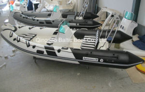 Qingdao Rigid Inflatable Fast Pleasure Fishing Boat