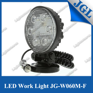 18W LED Work Light with Magnet Base