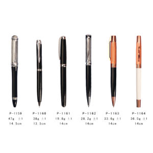 Hotel Amenities Pen & Pencil OEM Manufacturer 3 Ball Point Pen pictures & photos