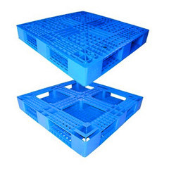 High Quality Steel Reinforced Plastic Pallet pictures & photos